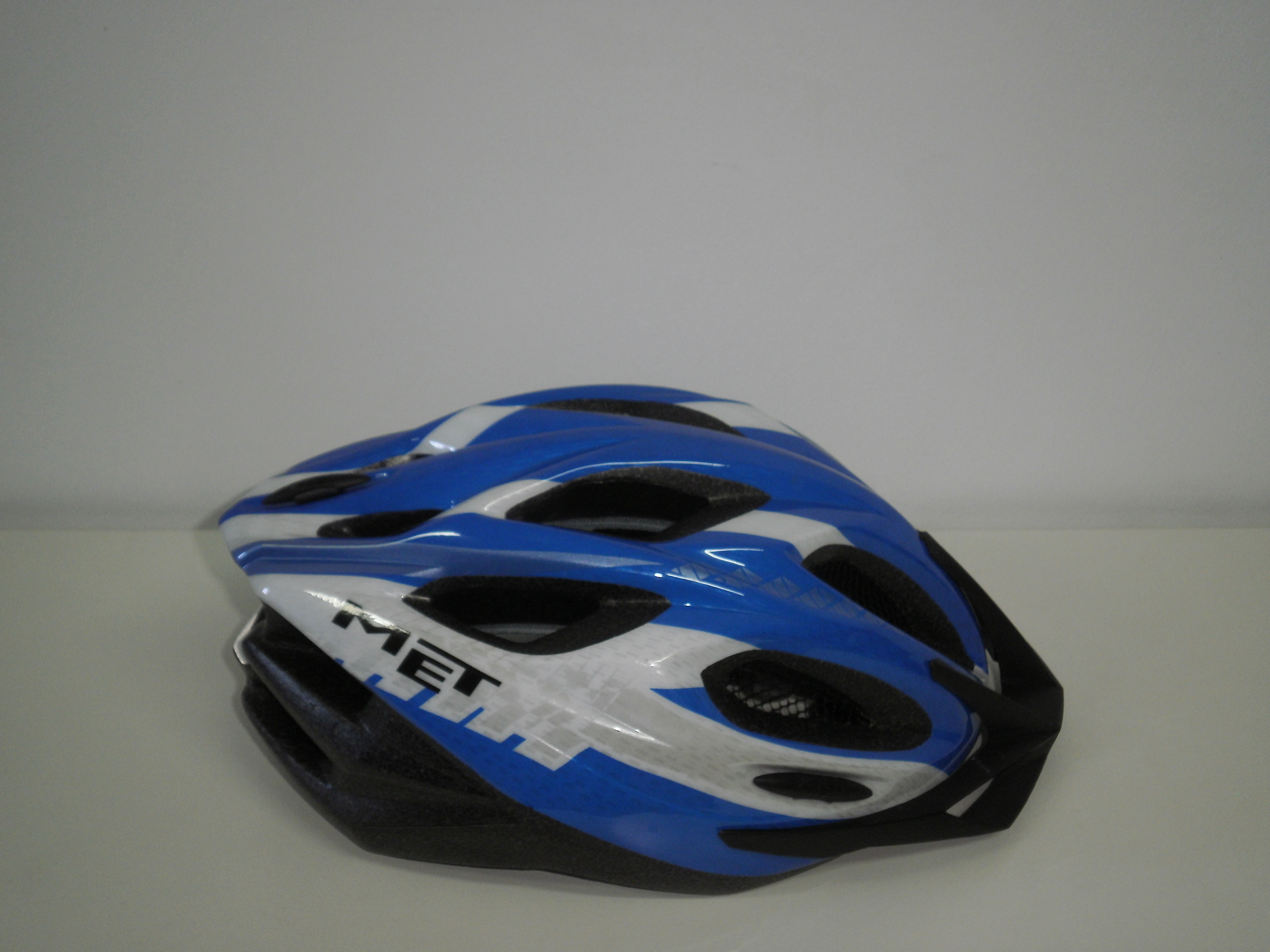 Helmet side